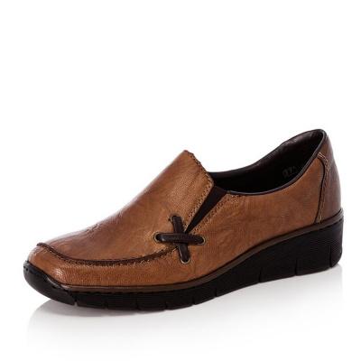 326e6f5ed Dámská obuv RIEKER 53783-22 BRAUN H/W 9