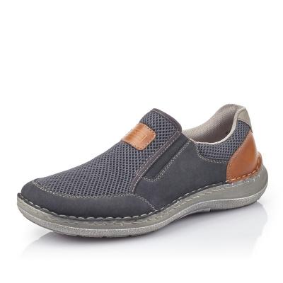 Pánská obuv RIEKER 03053-14 BLAU F S 9 d26d870f47c