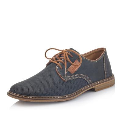 b1431b64916 Pánská obuv RIEKER 13439-14 BLAU F S 9