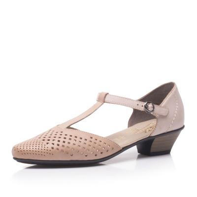 Dámská obuv RIEKER 58055-31 ROSA F S 9 f4fe4a35b2e