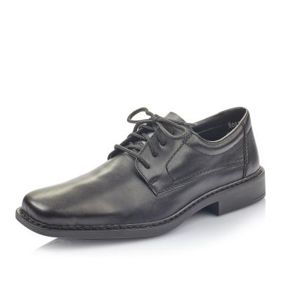 Pánská obuv RIEKER B0810-00 SCHWARZ F S 9 a23a46f061d