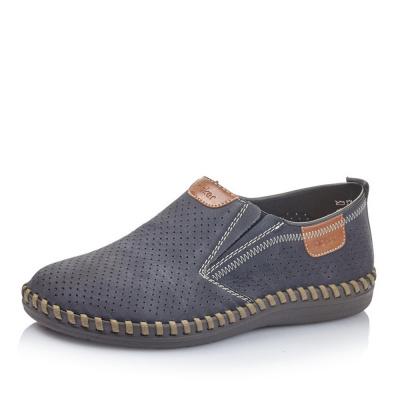 f1e8df79ae Pánská obuv RIEKER B4949-14 BLAU F S 9