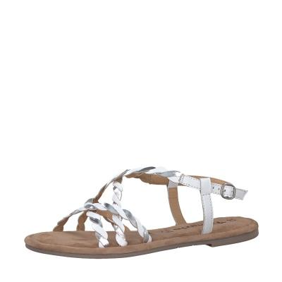 c28b4a032fb Dámská obuv TAMARIS 1-1-28157-30 WHITE SILVER 191