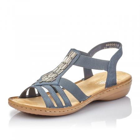 572e405703 detail Dámská obuv RIEKER 60800-14 BLAU F S 9