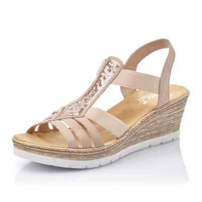 d94c23fb406 Dámská obuv RIEKER 61913-31 ROSA F S 9