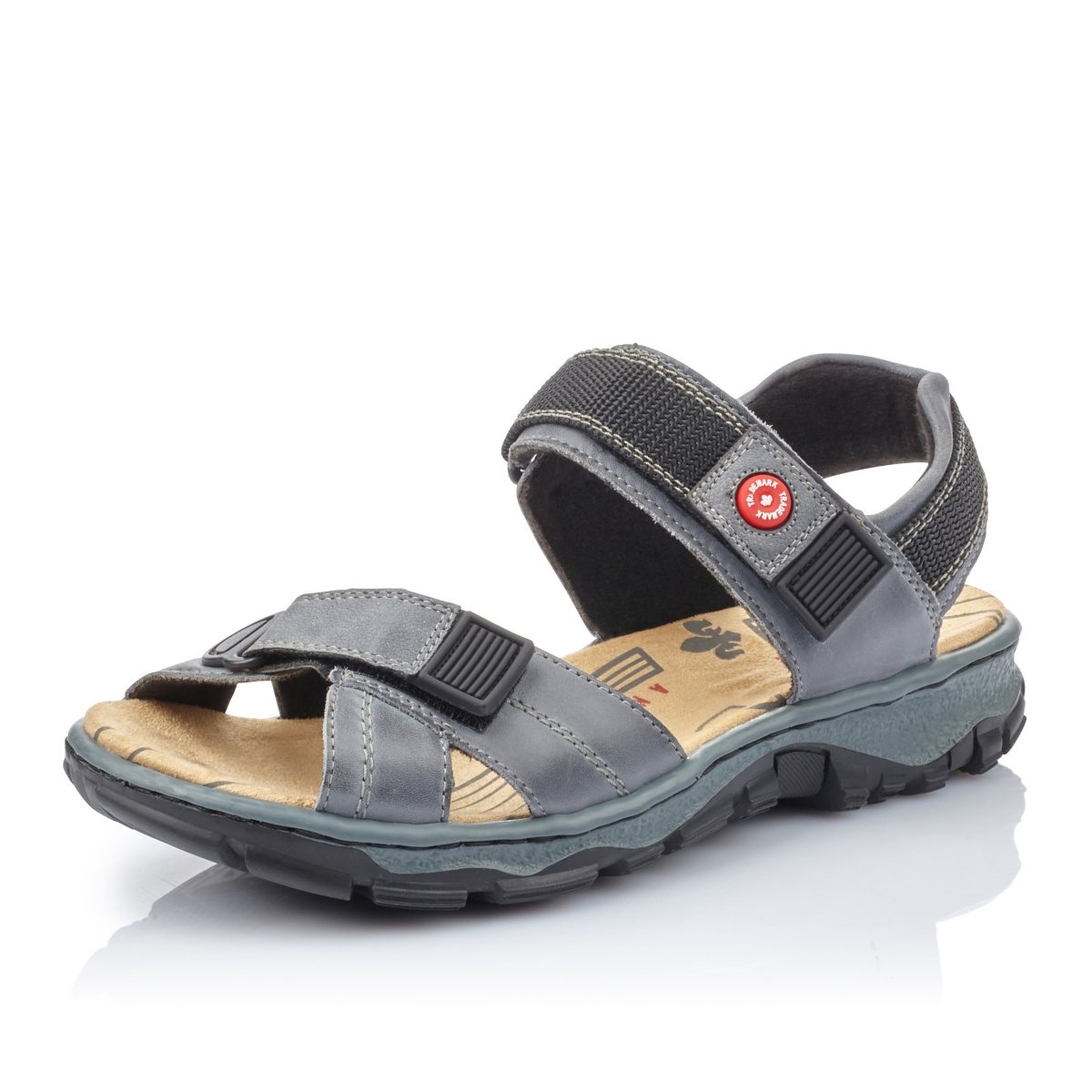48ede9c674 detail Dámská obuv RIEKER 68851-12 BLAU F S 9