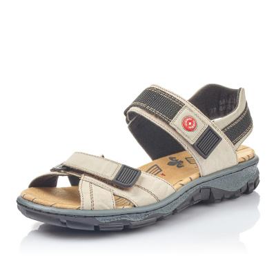 a6bda1f17f2 Dámská obuv RIEKER 68851-60 BEIGE F S 9
