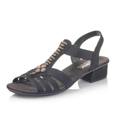 Dámská obuv RIEKER V6206-00 SCHWARZ F S 9 313d842ea8