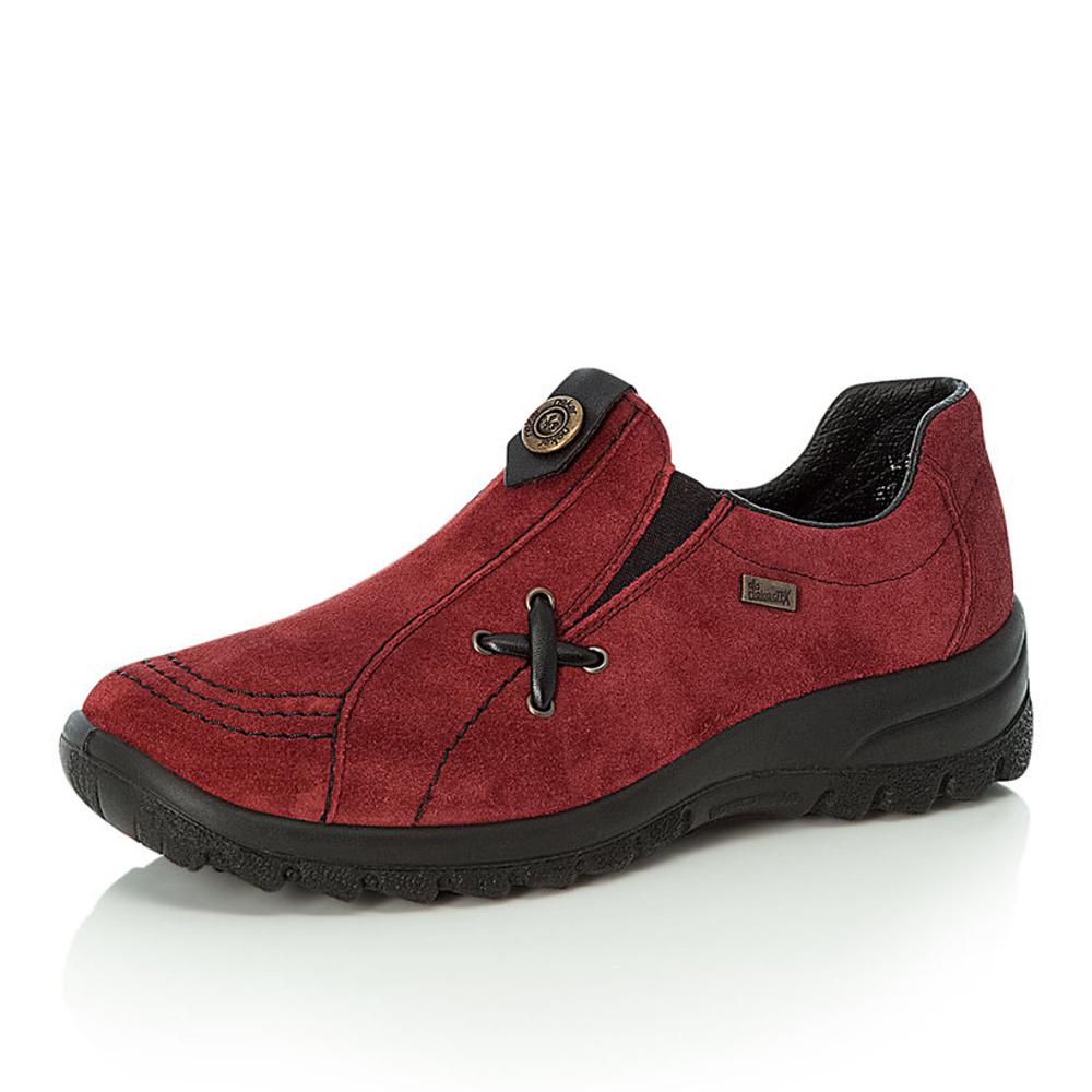 bc47ed5e2836 detail Dámská obuv RIEKER L7171 35 ROT H W 8