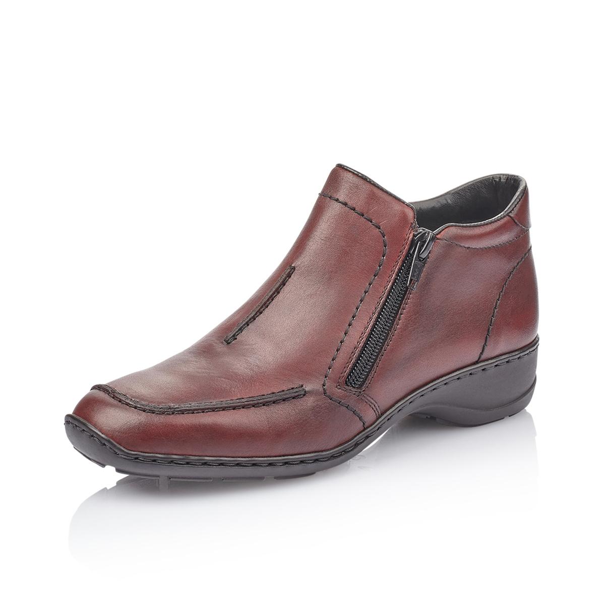 Dámská obuv RIEKER 58386 35 ROT H W 8  55b0b0df80