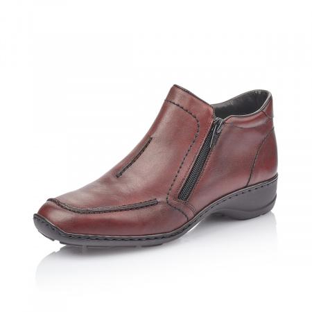 detail Dámská obuv RIEKER 58386 35 ROT H W 8 81d3bcc1dc