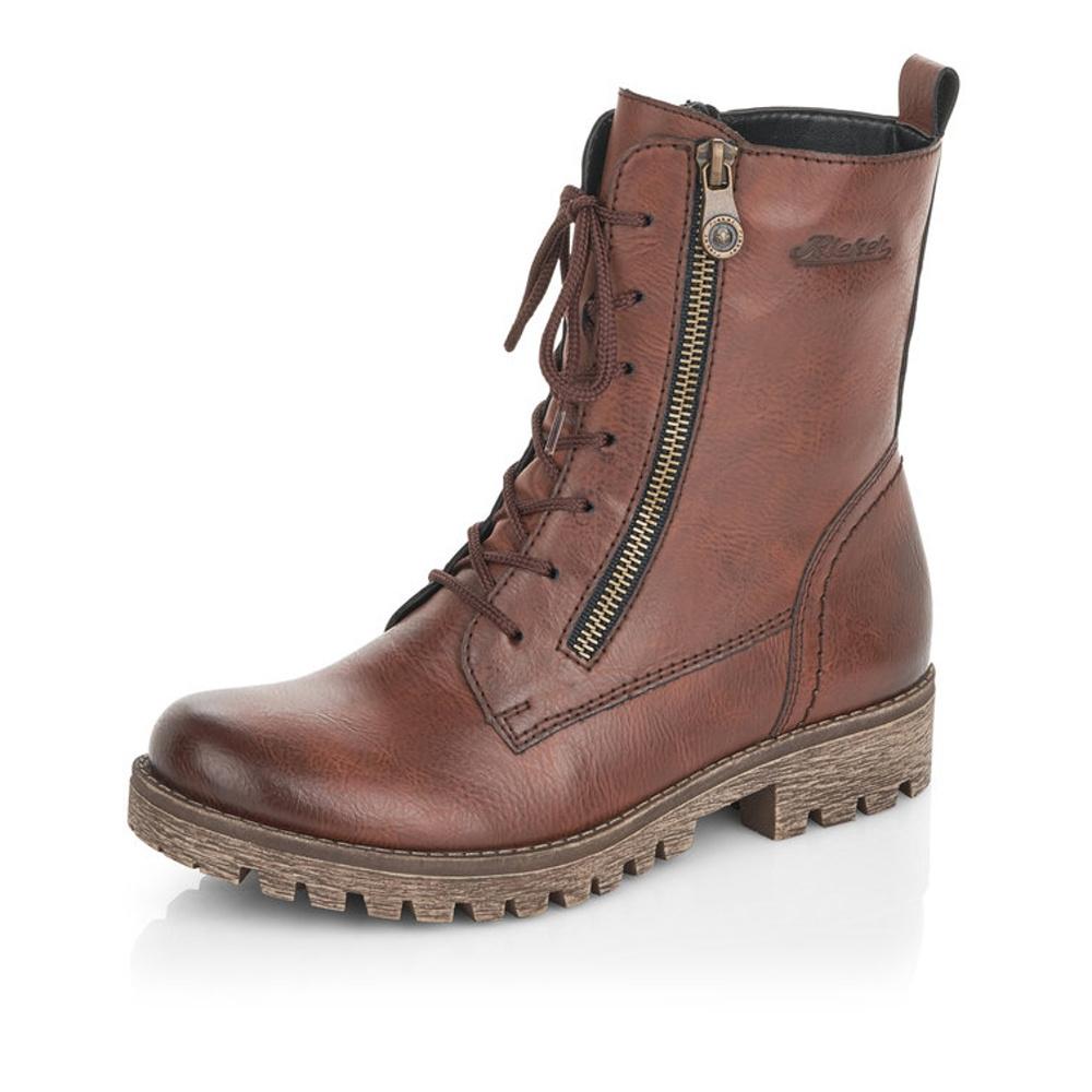 81852574e41b detail Dámská obuv RIEKER 785C4 35 ROT H W 8