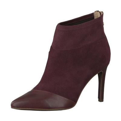 Dámská obuv TAMARIS 1-1-25384-21 BURGUNDY 523 5e497cc11f