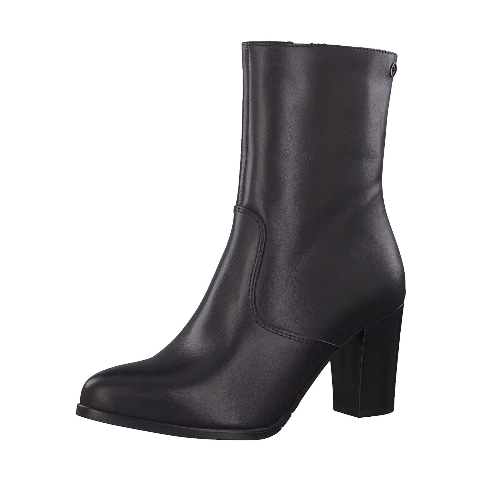 4bf35ce6a5 detail Dámská obuv TAMARIS 1-1-25382-31 BLACK LEATHER 003